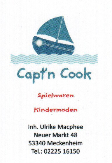 Captn Cook.